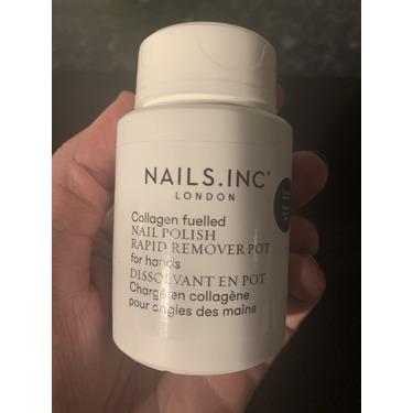 Nails inc nail polish remover