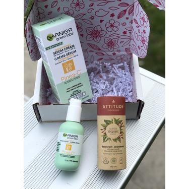 ATTITUDE Super Leaves Plastic-Free Natural Deodorant, Red Vine Leaves