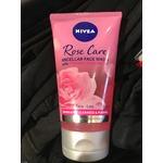 Nivea Micellar Rose Water Face Wash