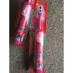 Colgate powered toothbrush kids