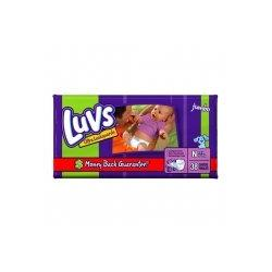 Luvs Ultra Leakguards Diapers, Size 1, 50 Count