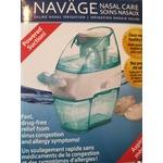 Navage Nasal Care Saline Nasal Irrigation