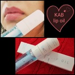 KAB lip oil