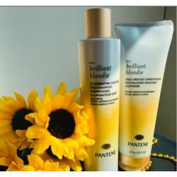 Pantene Pro V Brilliant Blondie Shampoo