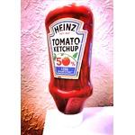 heinz tomato ketchup 50% less sugar & salt