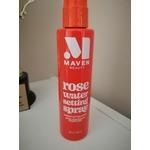 Rose water beauty spray
