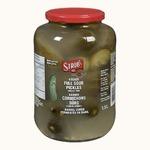 Strub's Kosher Full Sour Pickles Original Brine 1L