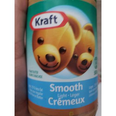 Kraft peanut butter smooth