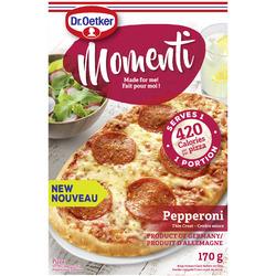 Dr. Oetker Momenti Pepperoni Thin Crust Pizza