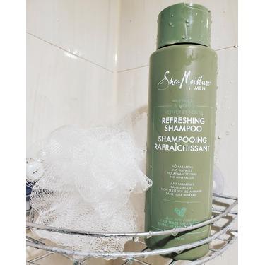 Shea Moisture Men Vetiver & Neroli Refreshing shampoo