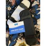 Everlasting comfort gel arm pads