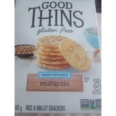 Good Thins Multigrain Crackers