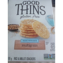 Good Thins Multigrain Crackers