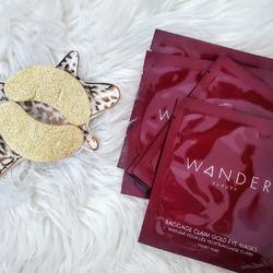 Wanderbeauty Baggage Claim Eye Masks