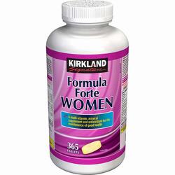 Kirkland Signature Women's Forte Multivitamin