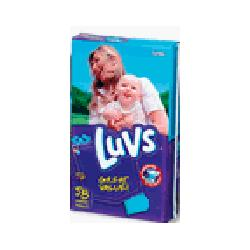 Luvs Ultra Leakguards Unisex Diapers, Size 3 Fits 16 to 28 lbs MEGA PACK, 60 ct