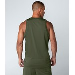 Born Tough Air Pro™ Military Green Tank Top for Men