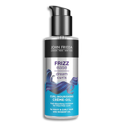 John Frieda Frizz Ease Dream Curls Curl Nourishing Crème Oil