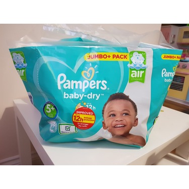 Pampers Baby Dry Diapers
