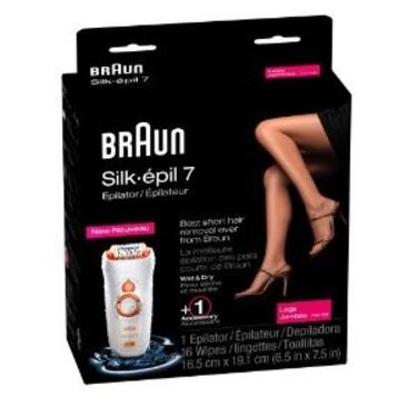 Braun Silk Epil Epilator