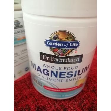 Magnesium garden of life