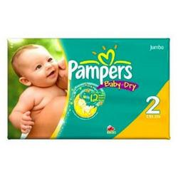 Pampers Baby Dry Size 2, 34 Count per pack