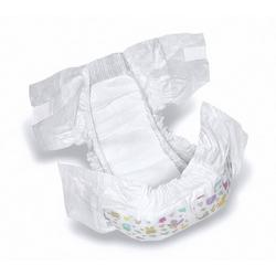 Dry Time Disposable Baby Diapers Case of 192 Fits 12-24 lbs