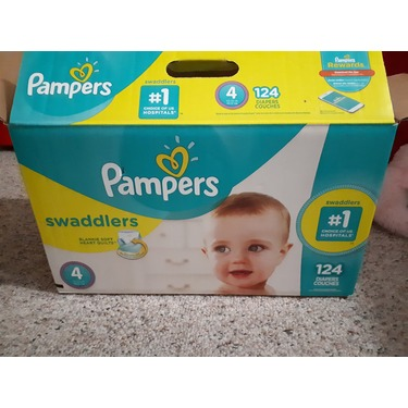 Pampers Swaddlers Diapers