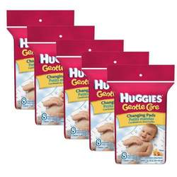 Huggies Gentle Care Changing Pads- 40 pk.