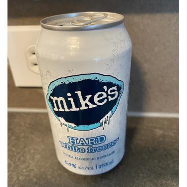 Mike hard white freeze