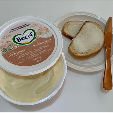 Becel Margarine with Oat Beverage