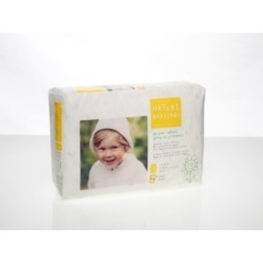 Nature Baby Care Eco Friendly Diapers (Size 3: 16-28 pounds)