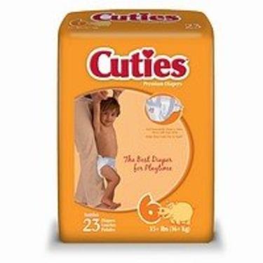 Cuties Premium Baby Diapers