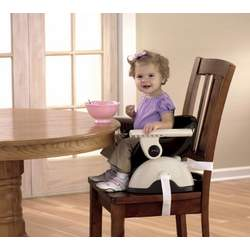 Fisher-Price Space Saver High Chair, Mocha Butterfly