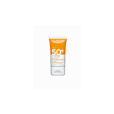 Clarins Dry Touch Facial Sunscreen FPS50+