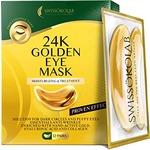 24k golden eye mask