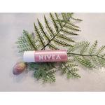 NIVEA lip balm, pearly shine