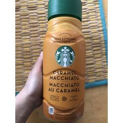 Starbucks Iced Espresso caramel macchiato