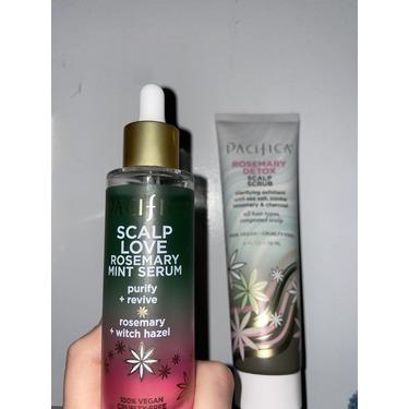 Pacifica scalp love oil