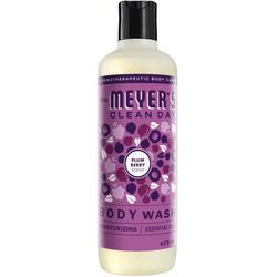 Mrs. Meyer's Moisturizing Body Wash in Plum Berry