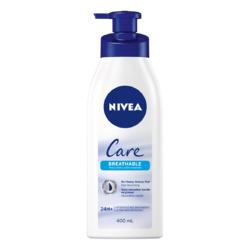 Nivea Care Breathable Body Lotion