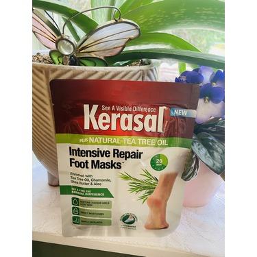 Kerasal Intensive Repair Foot Masks