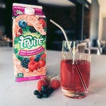 Fruité Zesty Raspberry Berry Drink
