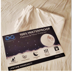 Everlasting Comfort King Mattress and Pillow Protector