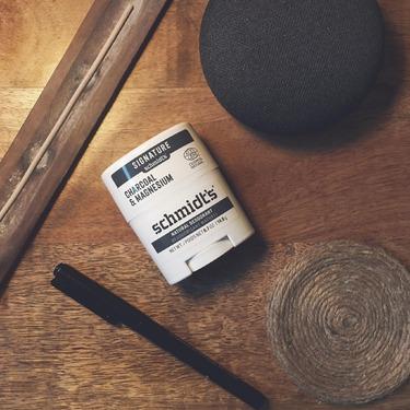 Schmidt's Charcoal & Magnesium Natural Deodorant Stick