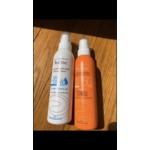 Avene ultra light very high protection sunscreen