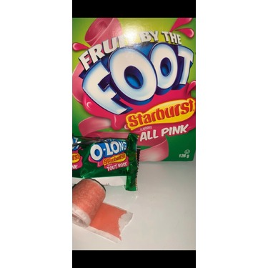 Fruit By The Foot- Starburst All Pink