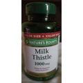 Nature's Bounty Milk Thistle 1000mg