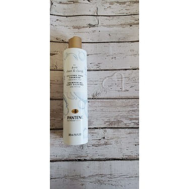 Pantene Pure Clean & Clarify Silicone & Fragrance Free Shampoo  Pantene Pure Clean & Clarify Silicone & Fragrance Free Shampoo