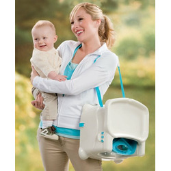 Fisher-Price Precious Planet Healthy Care Booster
